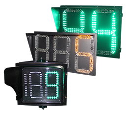 LED countdown timer series