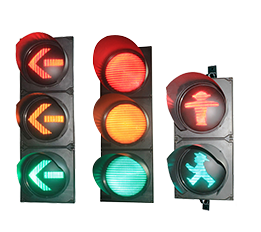 High flux traffic signal