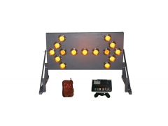 LED Arrow board traffic light series - NBMAB-15VIP