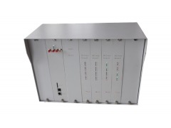 Main power traffic signal controller - 2nd generation controller system