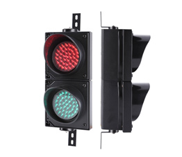 100mm traffic signal lights